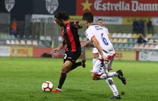 Mario Ortiz, pieza clave para potenciar el ataque del Reus desde el medio del campo