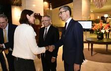 El director general de BASF Española, nou president de la Federació de la Industria Química Española