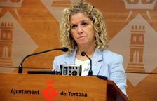 L'alcaldessa de Tortosa i imminent nova presidenta del CAT, Meritxell Roigé, en una imatge d'arxiu.