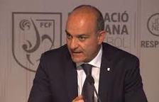 Dimiteix Andreu Subies per demostrar la seva «absoluta innocència»