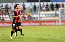 Ricardo Vaz vuelve al césped después de seis semanas de baja por lesión