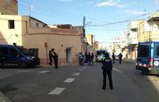 Tres detinguts en l'operació policial contra el tràfic de drogues a Amposta