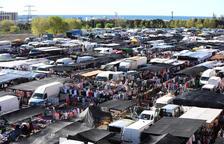 La CET pide que los marchantes de Bonavista dejen la zona limpia después del mercado