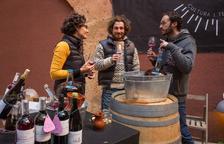 Una quinzena de cellers donaran la benvinguda al primer vi de l'any a Tarragona