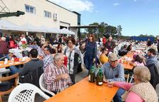 La Feria del Aceite de Riudoms reparte 1.500 desayunos durante la mañana