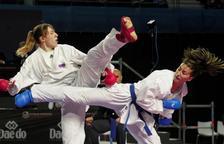 Madrid va acollir la setmana passada el Mundial de kárate, on Kosovo va competir sota les segles de la federació internacional.