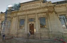 Imagen del Palacio de Justicia de Tulle.