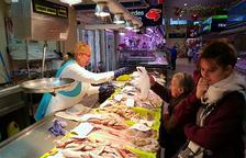 L'obertura d'una peixateria reanima l'activitat al Mercat de Torreforta