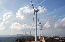 La multinacional EDP projecta una central eòlica entre Tortosa i el Perelló