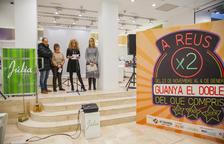 Más de 7.000 euros en premios para los que compren en Reus estas fiestas