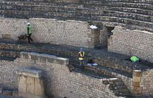 Hermán Pinedo assegura que col·laborarà amb la Fiscalia sobre la gestió de l'amfiteatre
