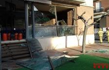 Una explosió provoca desperfectes en un restaurant de Sant Carles de la Ràpita