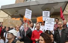 Concentració dels metges a Tarragona