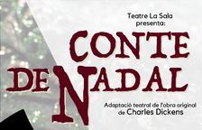 El grup de teatre La Sala del Morell estrena 'Un conte de Nadal'