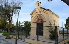 Adjudicadas las obras de reparación de la Ermita de la Dolorosa de Parc Riu Clar