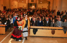 Vila-seca celebra la Portada de la Virgen del Pinar en Sant Esteve
