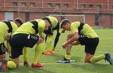 Toque de atención para los futbolistas grana después de la derrota en Soria