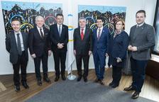 Las diputaciones catalanas dan apoyo a la candidatura olímpica Pirineus-Barcelona 2030
