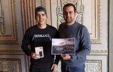Pau Ventura torna a guanyar lel concurs #Raconsipaisatges del Morell