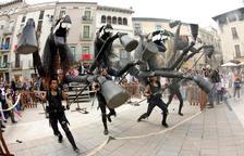El espectáculo recrea la animalidad primitiva del caballo y el peso de la tradición en una representación contemporánea.