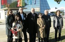 La delegada del Gobierno español en Catalunya visita La Canonja y la empresa BASF