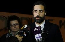 Torrent reitera que son la Generalitat y la Moncloa quién tienen que decidir cómo se aborda el diálogo entre dos ejecutivos