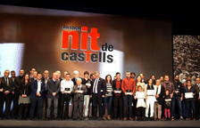 La Nit de Castells celebrarà la catorzena edició el 14 de desembre a Valls