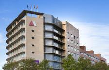 El detingut a Vandellòs hauria causat desperfectes a l'hotel Mercure Atenea de Vila-seca