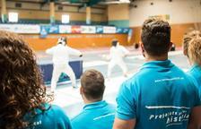 Voluntarios de los Juegos Mediterráneos fundan la asociación Llegat 2018
