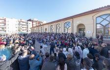 Más de 700 niños participan en el Canto de un Villancico en Constantí