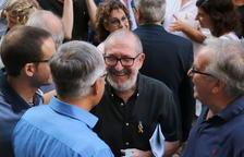 El alcalde de Roquetes, Paco Gas, antes de declarar a los juzgados de Tortosa.
