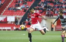 Luis Suárez s'acomiada de l'afició del Nàstic