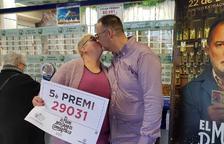 La llibretera que ha repartit 948.000 euros a Segur: «No sé si m'agafarà un infart o què»