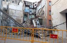 Una altra casa s'ensorra al nucli antic de Tortosa