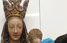 Santa Maria torna a Montblanc