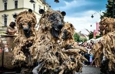 Los 'Óssos del Pirineu' se podrán ver pasear por la ciudad el sábado 29 de diciembre.