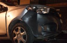 Busquen un conductor a la fuga després de provocar un accident a Bonavista
