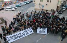 El alcalde de Riba-roja se compromete a posponer cualquier decisión sobre el vertedero hasta la reunión con la Generalitat