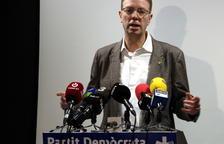 El PDeCAT creu no es pot «apel·lar al vot favorable dels pressupostos» per les «inversions incomplides a Catalunya»