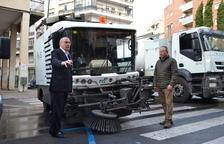 El plan se llevará a cabo en los barrios de más alta densidad de población y con un uso más intensivo de la vía pública.