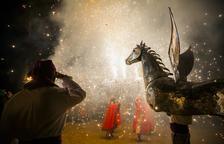 Vila-seca presenta el nou element del Seguici, el Cavall Alat