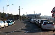 La Secuita insisteix en construir un pàrquing de baix cost vora l'estació de l'AVE