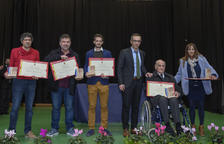 Constantí entrega los Premios y Distinciones honoríficas del año 2018