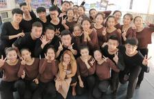 «Dar clases en China ha sido una bomba profesional y emocional»