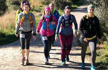 El recorregut de 26 quilòmetres va des del Castell d'Altafulla fins al Parc del Comunidor.