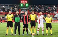 Vicandi Garrido, el árbitro del Rayo Majadahonda-Nàstic
