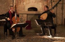 Jordi Savall i Xavier Diaz-Latorre oferiran un concert a Vila-seca aquest divendres
