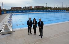 La piscina de l'Anella acollirà cinc competicions de la Federació Catalana de Natació
