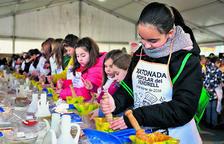 Concursos, tallers i degustacions a la Xatonada Popular del Vendrell