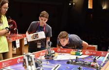 Uns 470 joves d'entre 6 i 16 anys participaran a la First Lego League Reus - Tarragona